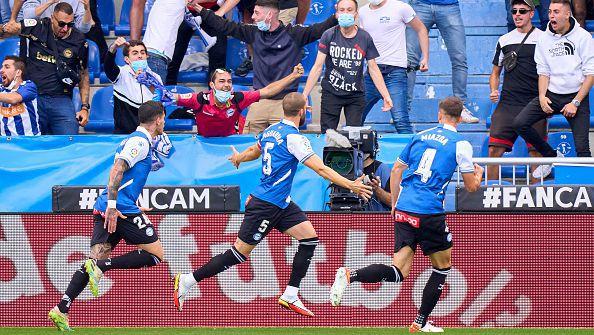 ПП Алавес - Атлетико Мадрид 1:0