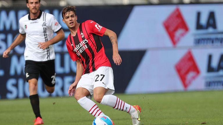 Милан измъкна победа с 2:1 като гост на Специя, Петко Христов с цял мач