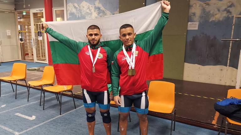 Втори български медал днес на европейското по щанги за младежи