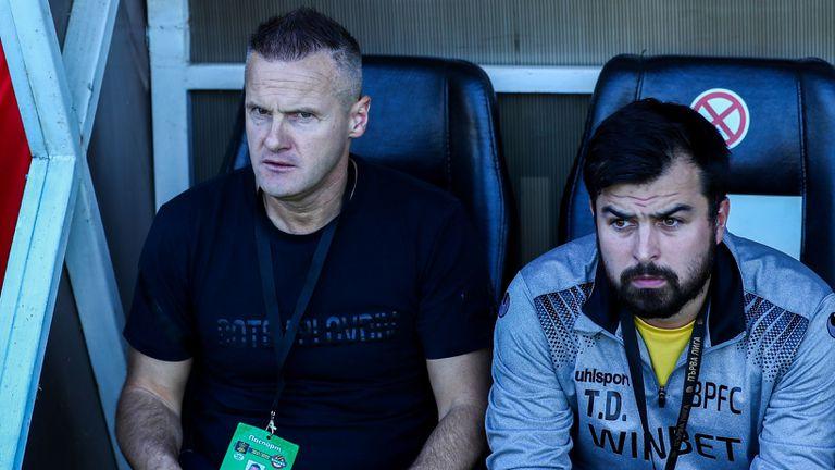 Валентич: Мачът беше 50/50, както можехме да спечелим, така и да загубим