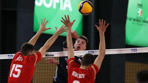 България взе гейм на Полша в мач без значение на СП в София 🏐