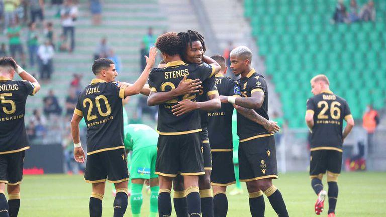Ница се изкачи на трето място в Лига 1
