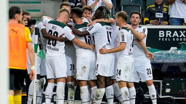 Борусия Мьонхенгладбах - Борусия Дортмунд 1:0