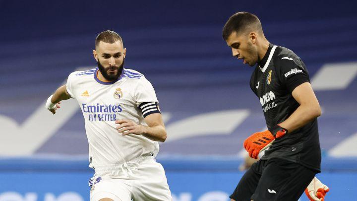 Реал Мадрид 0:0 Виляреал, следете тук!