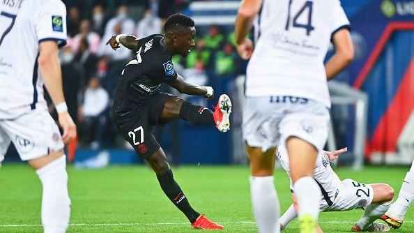 Пари Сен Жермен - Монпелие 2:0