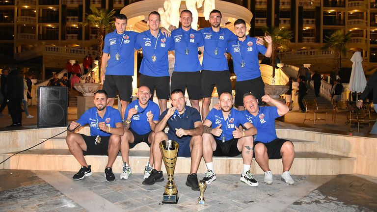 """Страхотните победители на """"Шампионска лига 2021"""" на БАМФ в Слънчев бряг"""