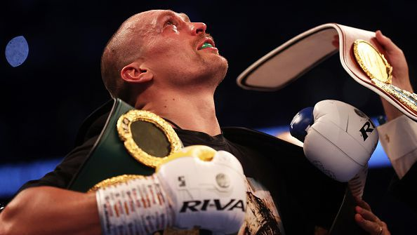 Усик детронира Джошуа и е новият крал на бокса