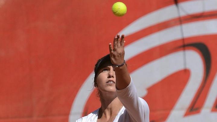 Топалова отпадна в първия кръг на турнир по тенис в Израел