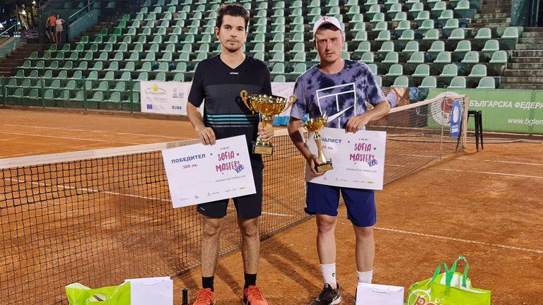 Тази вечер ще стане ясен шампионът в Sofia Masters 1000