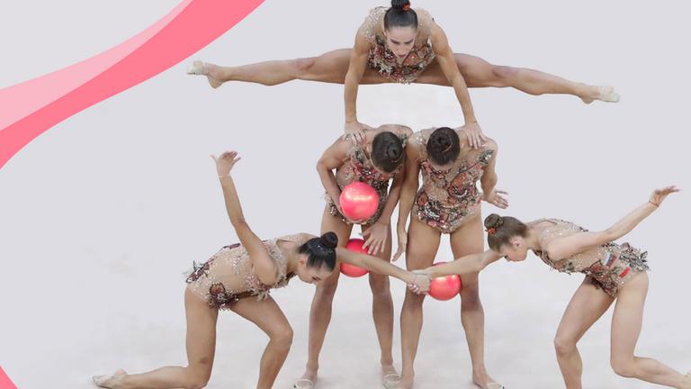 Световно първенство по художествена гимнастика по БНТ 3 и БНТ 1