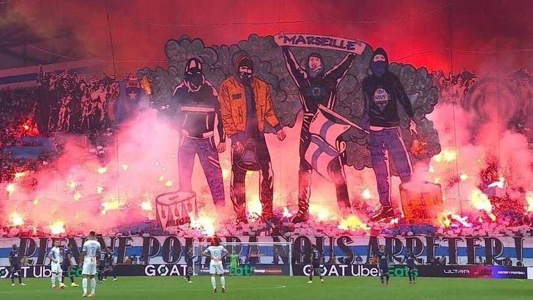 Марсилия рискува да му отнемат точки заради нови инциденти с публиката на дербито с ПСЖ