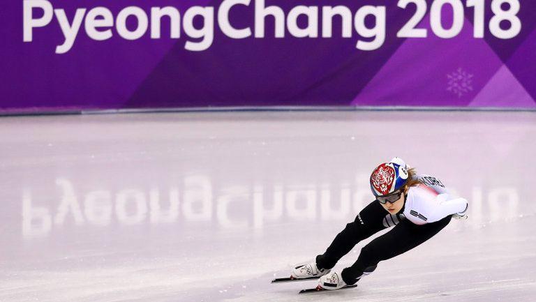 Двукратна олимпийска шампионка от Пьончан 2018 с контузия след падане