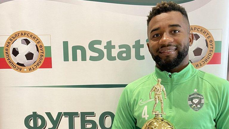 Сисиньо стана Футболист №1 за септември според InStat