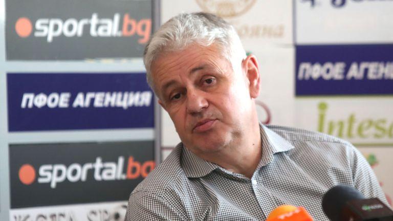 Стойчо Стоев: В Лудогорец целта винаги е ШЛ - бях сигурен, че ще уволнят Дамбраускас