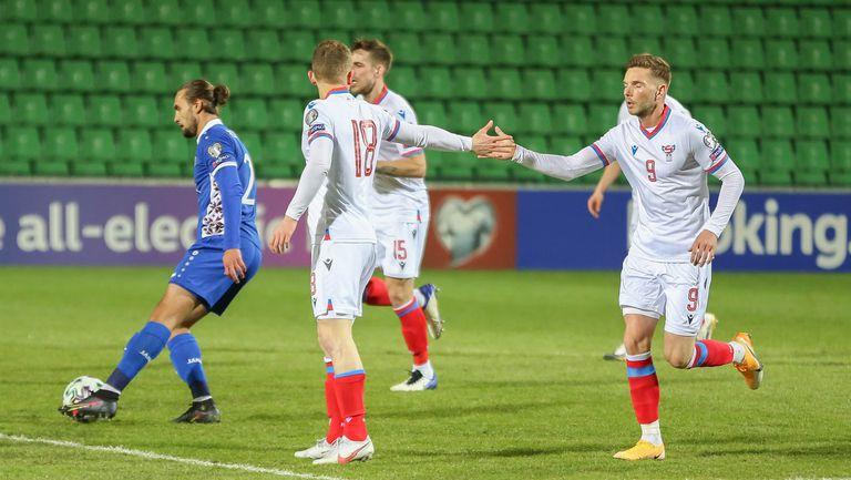 Молдова - Фарьорски острови 1:1
