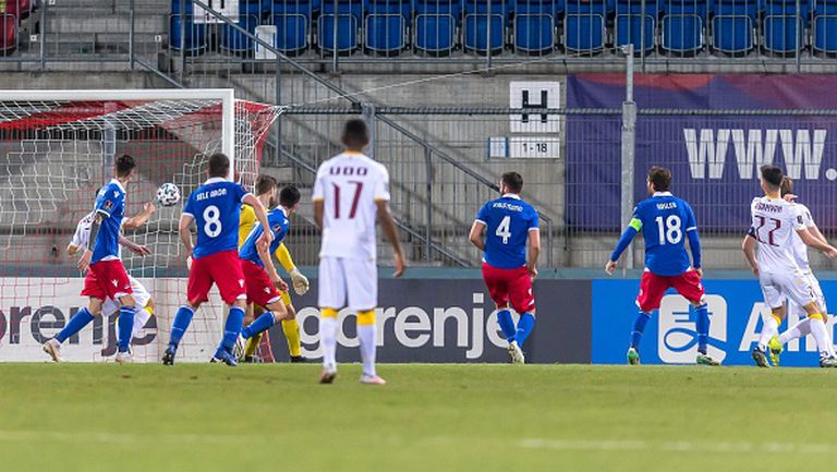 Лихтенщайн - Армения 0:1