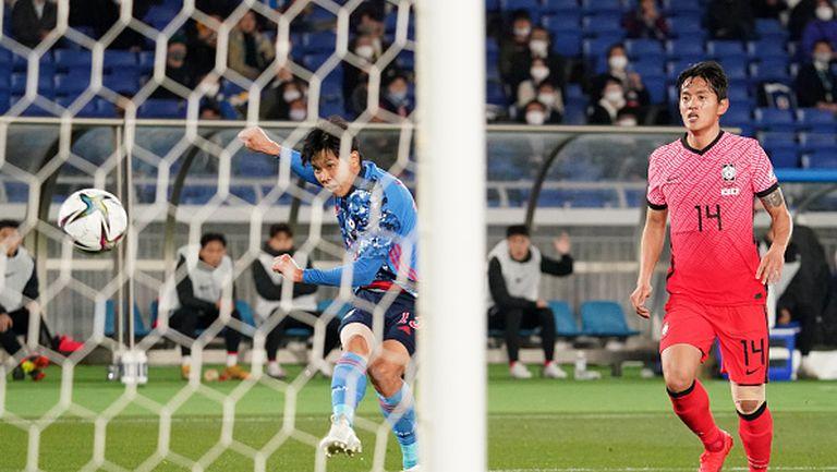 Япония - Южна Корея 3:0