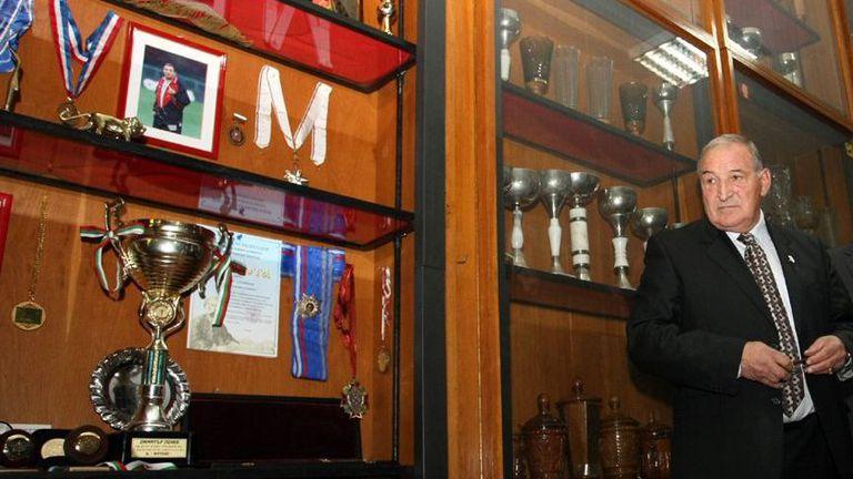 Чичо Граф: И 1000 квадратни метра ще са малко за музей на ЦСКА