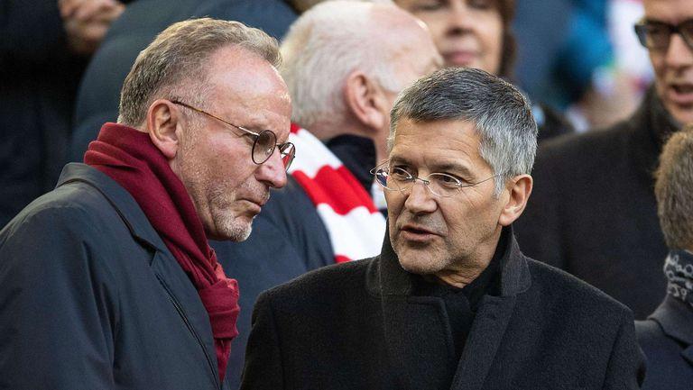 Германският футболен съюз отказва да плаща на Байерн за Флик
