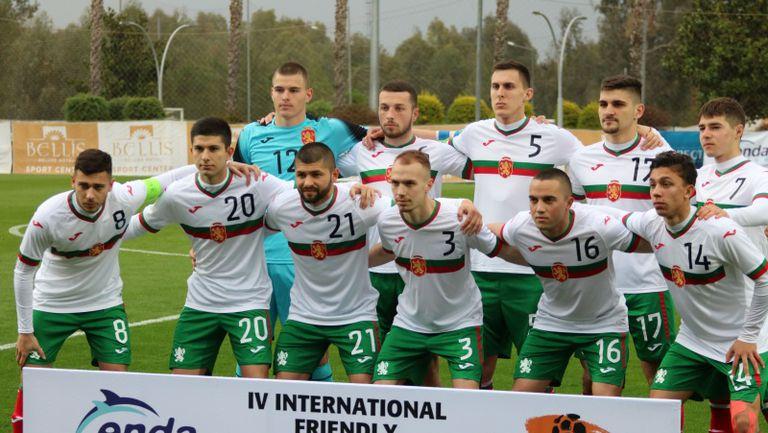 Младежите ни с контролни мачове срещу Русия и Албания през юни