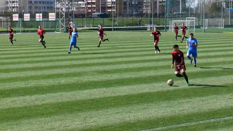 (U19) Левски - Сокол (Марково) 3:1