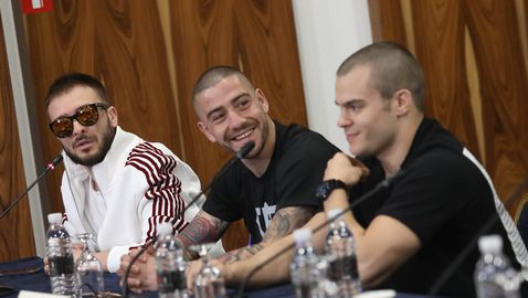 Криско: Излизам срещу Дани Илиев и Георги Валентинов, но с огнестрелно оръжие