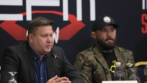 Норберт Савински: Ще предоставим максимални емоции на феновете на ММА в България