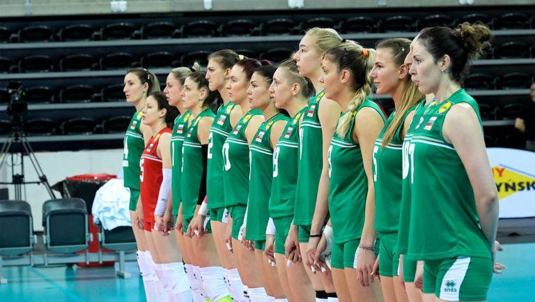 Състав на България за първия турнир от Златната лига 🏐