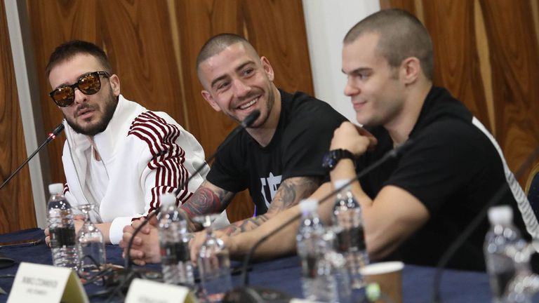 Криско: Ще се бия срещу Илиев и Валентинов, но ще съм с пистолет