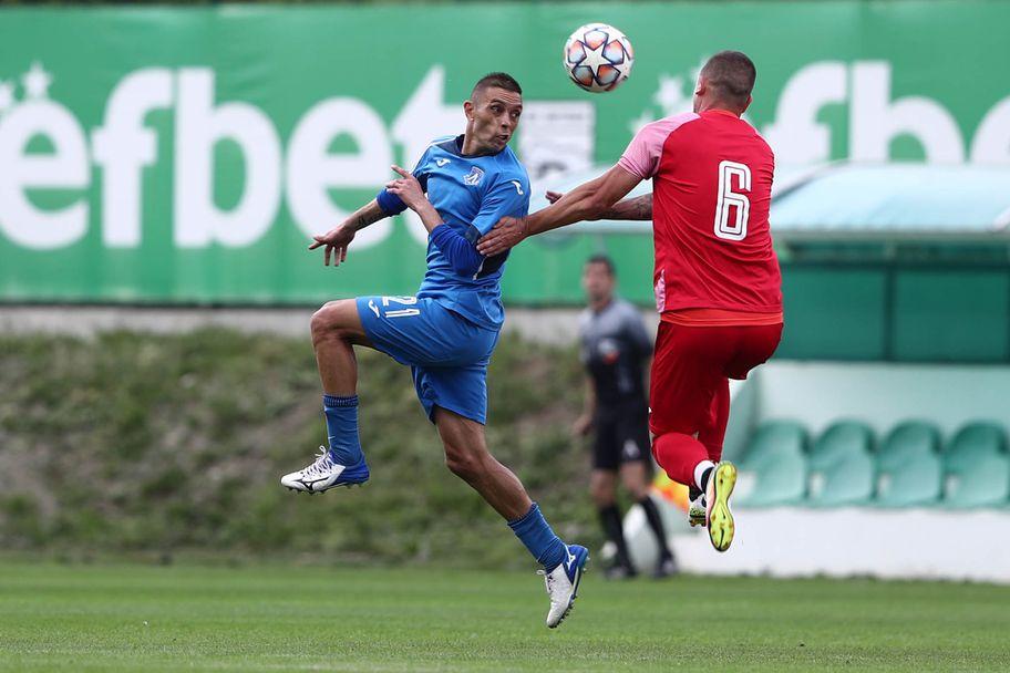 Полуфинал за Купа на Аматьорската лига / Левски Лом - Розова долина