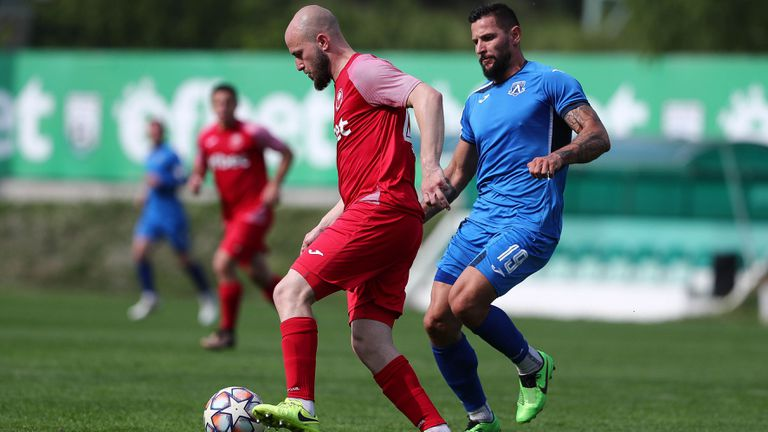 БФС отложи три мача от професионалния футбол