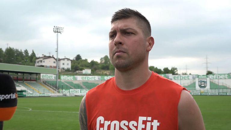 Иво Иванов: Искам да завърша кариерата си в Розова долина