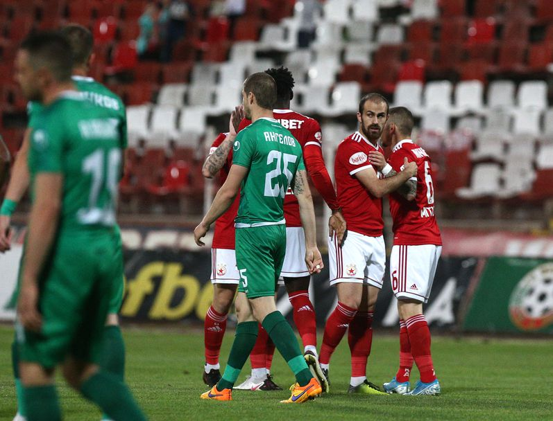 ЦСКА-София - Берое 2:0