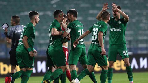 Лудогорец с реми срещу шампиона на Румъния във втората си контрола в Австрия