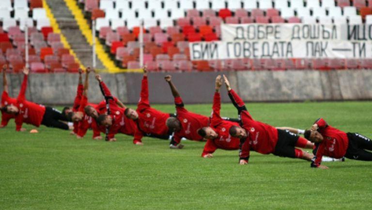 Колумбийски футболист тренира с ЦСКА, прави втори опит за пробив