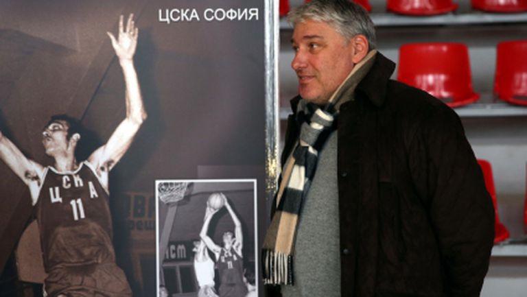 Изненада: български бизнесмен готов да построи терени и база на ЦСКА без нищо в замяна