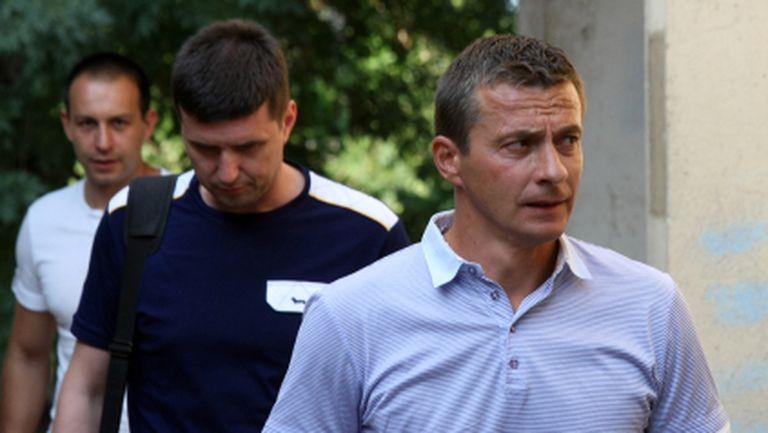 Новият треньор на Левски води кондиционен специалист