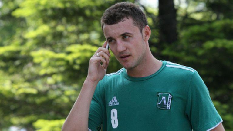 ЦСКА пред договор с футболист на Лудогорец