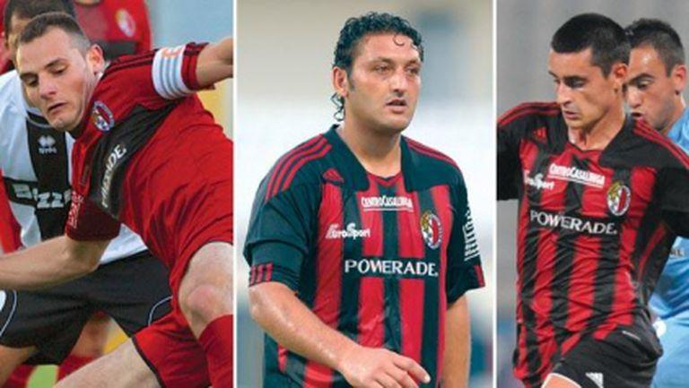 Отбор с петима българи уреждал мачове в Малта