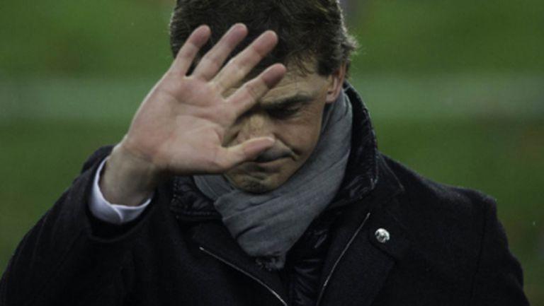 Извънредно: Тито вече не е треньор на Барса