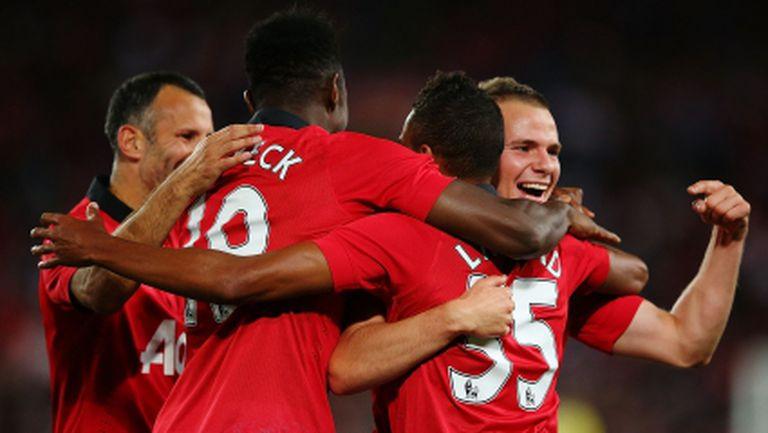 Манчестър Юнайтед гази в Австралия за първа победа на Мойс (Видео)