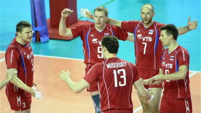 Русия на финал в Световната лига след 3:1 над Италия (ВИДЕО/ПЪЛЕН ЗАПИС)