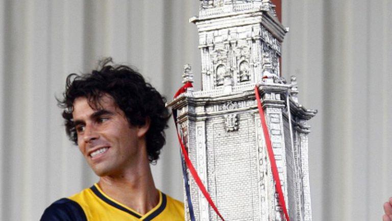 """Атлетико взе трофея """"Хесус Хил"""""""