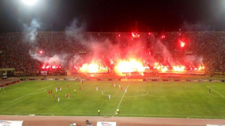 Малага направи 3:3 с Галатасарай пред 25 хиляди