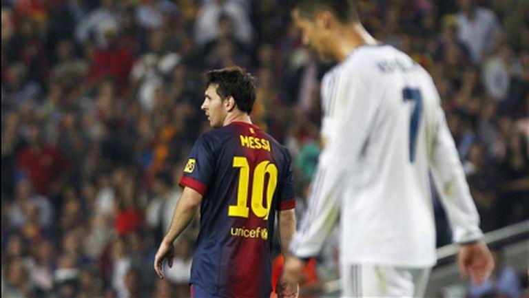 Вижте кои са десетте най-добре платени футболисти в света