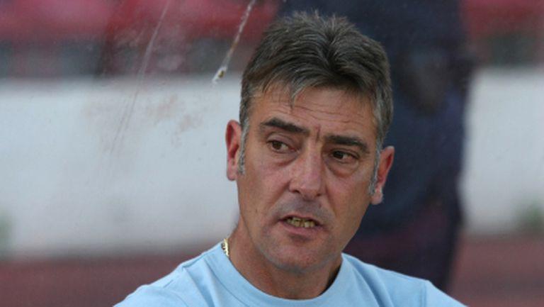 Треньорът на Пирин (ГД): Аз съм от Ботев (Пд), това ще е шампионът