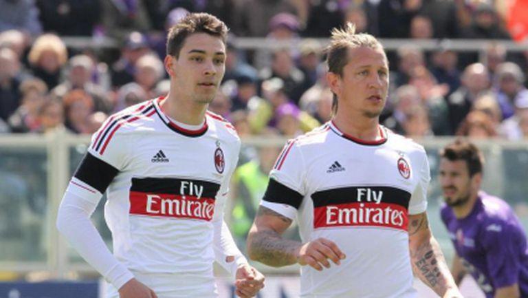 Де Шильо и Мексес с контузии, Милан остана без защита