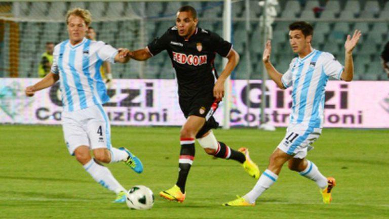 Монако надигра Пескара в контрола