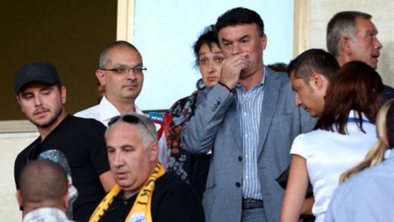 Боби Михайлов: Българският футбол не е само в София (видео)