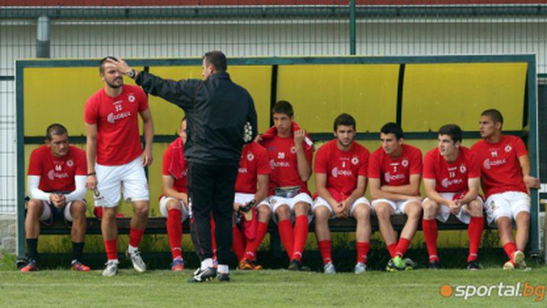 ЦСКА отказа престижна контрола в Португалия